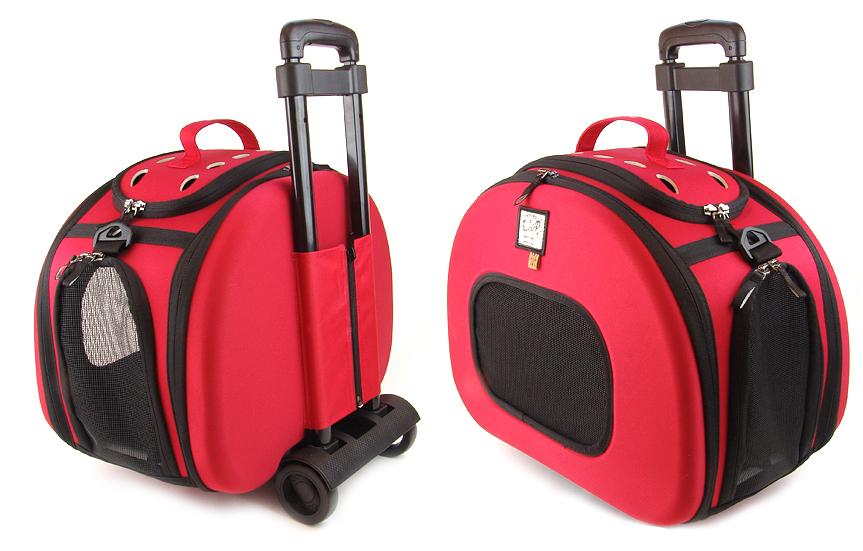 cba97b0ca1 Cestovní taška pro psy na kolečkách BOBBY COUNTRY