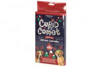 Adventní kalendář pro psy od ROSEWOOD LUXURY plný pochoutek ze sušeného masa – 24 ks, na každý den jedna. Balení 120 g. (2)