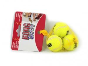 Míčky pro psy vhodné pro malá a TOY plemena s povrchem jako klasický tenisový míček (2)