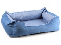 Chladící pelíšek je ideální řešení, jak zajistit svým psům klidný spánek a odpočinek i za těch nejparnějších letních dnů. Modrý. (2)