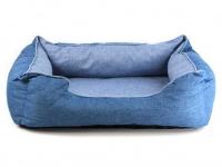 Chladící pelíšek je ideální řešení, jak zajistit svým psům klidný spánek a odpočinek i za těch nejparnějších letních dnů. Modrý. (3)