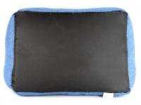 Chladící pelíšek je ideální řešení, jak zajistit svým psům klidný spánek a odpočinek i za těch nejparnějších letních dnů, modrý (dno pelíšku)