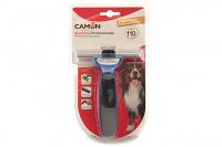 Vyčesávač srsti a podsady CAMMON X je nepostradatelná pomůcka pro majitele psů se středně dlouhou a dlouhou srstí. (3)