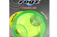 Interaktivní hračka pro psy od ROGZ – míček na pamlsky TUMBLER. Hračka má tři stupně obtížnosti a dokáže vašeho psa spolehlivě zaměstnat na dlouhou dobu. (4)