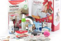 Sada kompletní výbavy pro štěňata středních plemen v luxusním dárkovém balení od italské značky CAMON. (4)