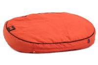 Matrace pro psy použitelná samostatně nebo přímo do pelíšku Corbeille Primo. Snímatelný povlak, možnost praní v pračce. Barva oranžová. (2)