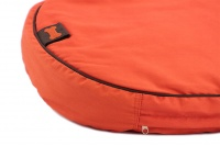Matrace pro psy použitelná samostatně nebo přímo do pelíšku Corbeille Primo. Snímatelný povlak, možnost praní v pračce. Barva oranžová. (3)