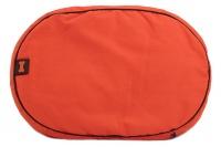 Matrace pro psy použitelná samostatně nebo přímo do pelíšku Corbeille Primo. Snímatelný povlak, možnost praní v pračce. Barva oranžová. (4)