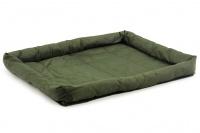 Voděodolná matrace pro psy vhodná pro domácí použití i jako podložka do auta. Odolný prošívaný materiál, výběr velikostí. Barva zelená. (3)