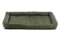 Voděodolná matrace pro psy vhodná pro domácí použití i jako podložka do auta. Odolný prošívaný materiál, výběr velikostí. Barva zelená.