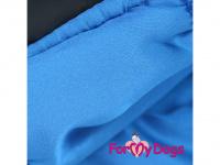Obleček pro psy – sinteponem zateplený zimní overal SKULL od ForMyDogs. Vylepšené zapínání na zádech, odnímatelná kapuce, hedvábná podšívka. (7)