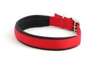 Obojek pro velké psy ROSEWOOD Soft Protection z vysokopevnostního nylonu s bohatým polstrováním a klasickým zapínáním. Výběr velikostí. (2)