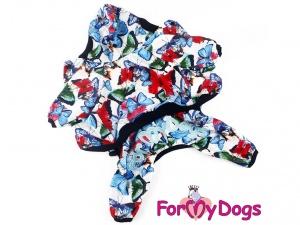 Obleček pro psy i fenky – overal BUTERFLIES (2)