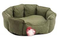 Velmi praktický a pohodlný pelech pro psy v originálním designu ROSEWOOD vyrobený z pevné a odolné tvídové látky. (2)