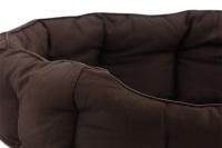 Korpus pelíšku pro psy určený pro použití s matracemi Primo Coussin od Bobby. Je vyrobený z pevného a odolného materiálu. (2)