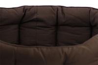 Korpus pelíšku pro psy určený pro použití s matracemi Primo Coussin od Bobby. Je vyrobený z pevného a odolného materiálu. (3)