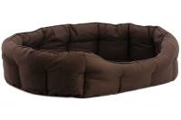 Korpus pelíšku pro psy určený pro použití s matracemi Primo Coussin od Bobby. Je vyrobený z pevného a odolného materiálu.