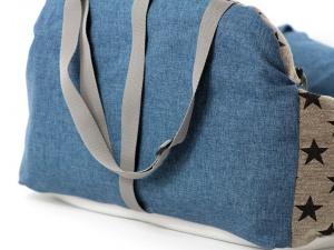 Autosedačka pro psy – pelíšek pro pohodlné cestování a ochranu autosedadel před psími chlupy, nečistotami a poškozením (detail 2)