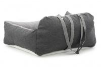 Autosedačka pro psy – pelíšek pro pohodlné cestování a ochranu autosedadel před psími chlupy, nečistotami a poškozením. (4)