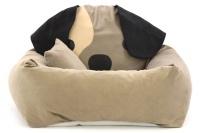 Autosedačka pro psy – pelíšek pro pohodlné cestování a ochranu autosedadel před psími chlupy, nečistotami a poškozením. (3)