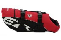 Plovací vesta pro velké psy od EZYDOG s unikátní vztlakovou pěnou, reflexními prvky a pohodlnou a promyšlenou konstrukcí.
