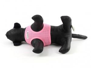 Růžový postroj pro psy Doodlebone (4)