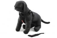 Postroj pro psy značky EZYDOG je ergonomický a pohodlný postroj s polstrovanou hrudní výstuží a odnímatelným pásem pro připnutí psa v autě.