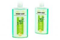 Šampón TOMMI s eukalyptovým extraktem pro psy s rovnou a krátkou srstí. Objem 250 ml (2).