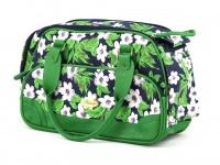 Luxusní prostorná kabelka/taška psy až do 8 kg. Kolekce Urban Pup, řada ORCHID, doporučená maximální váha psa 8 kg (4)