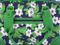 Luxusní prostorná kabelka/taška psy až do 8 kg. Kolekce Urban Pup, řada ORCHID, doporučená maximální váha psa 8 kg (detail)