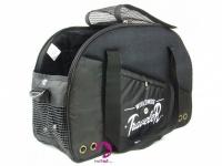 Praktická přepravní taška na psy