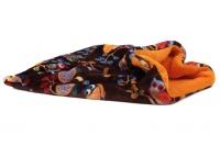 Tulipytlík – originální pelíšek pro psy i kočky z měkoučkého fleecu. Rozměry 50 × 50 cm, vhodný pro malá plemena psů, kočky, fretky apod. (2)