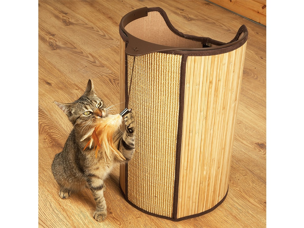 Odpočívadlo a škrábadlo pro kočky Cat Tower