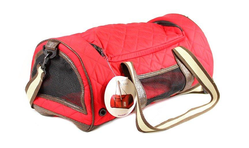 Taška pro psy Athletic Bobby, červená
