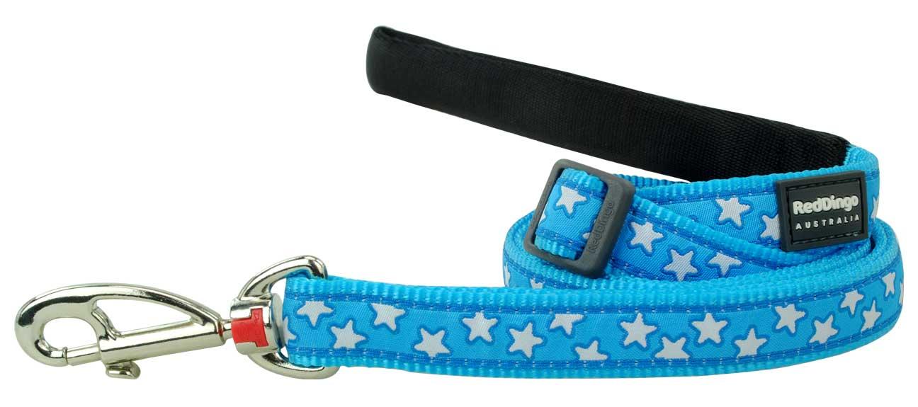 Vodítko pro psa, modré